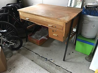 Draughtsman Drawing Desk Table