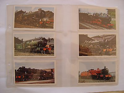 Set of Player's Doncella 'The Golden Age of Steam'- Ex.