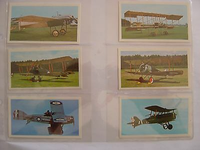 Set of Player's Doncella 'The Golden Age of Flying'- Ex.