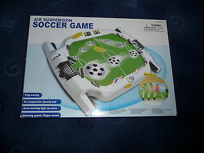 Soccer game - Air suspension