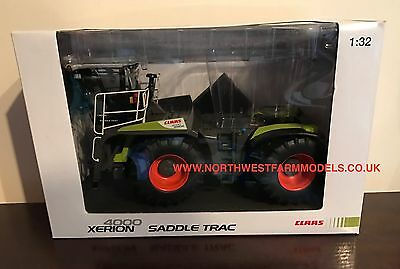 Weise -Toys 1/32 Scale Claas Xerion 4000 Saddle-Trac Limited Edition