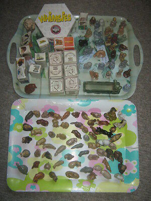 Wade Whimsies Huge Collection Over 100 Nursery Rhymes Circus Boxed Rare Old