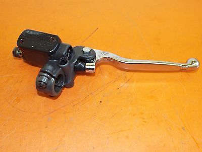 Peugeot Speedfight 50LC 2002 Front Brake Master Cylinder, Lever and Switch