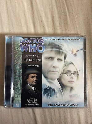 Doctor Who Frozen Time