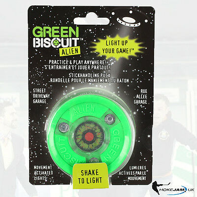 New Green Biscuit Of Ice Training - Alien -  Uk Stock Free Shipping