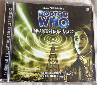 Doctor Who Invaders From Mars