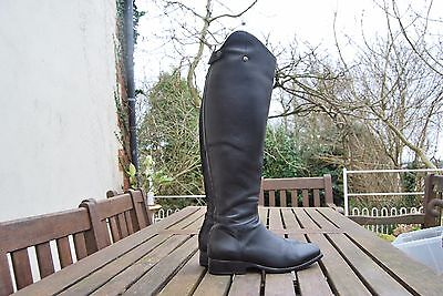 Sergio Grasso Young Rider Leather Riding Boot Size EU40/41 M
