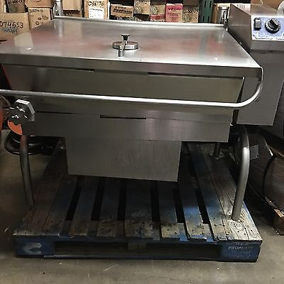 Cleveland Gas 40 Gallon Braising Pan/Tilting Skillet - See pictures