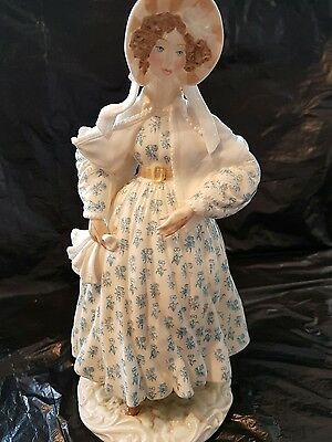 Royal Worcester Compton and Woodhouse Figurine