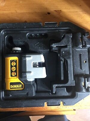 Dewalt Laser Level Self Levelling Dw089