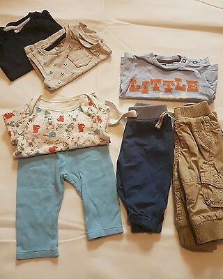 Baby boys 0-3 month bundle
