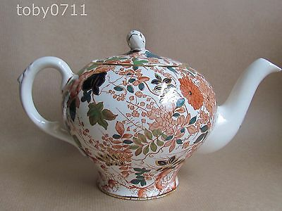 ROYAL CAULDON BITTERSWEET X2500 TEA POT (Ref1529)