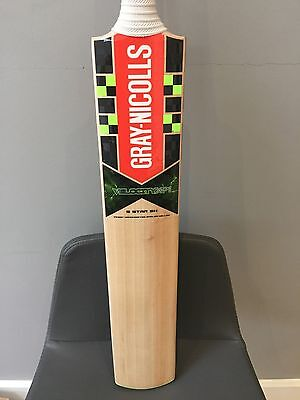 2017 Gray Nicolls Velocity XP 1 5 Star Senior Cricket Bat Size:SH