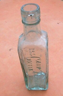 Vintage/Antique Patersons, Glasgow Essence Camp & Chicory Coffee Bottle.