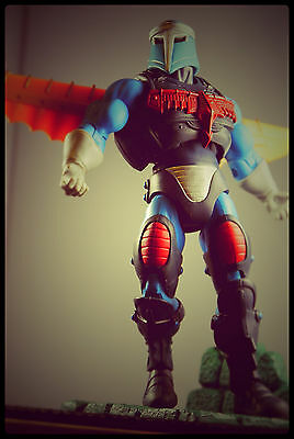 MOTUC - Sky High - lose - Top / Excellent - Masters of the Universe Classics
