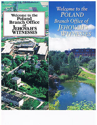 Watch Tower - Poland Branch Office brochures