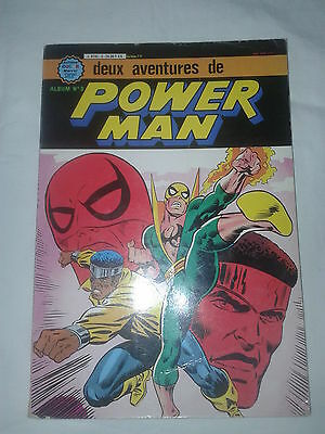 Album POWER MAN 3 (05) CONAN LE BARBARE (14)- 1986 - LUG - TBE