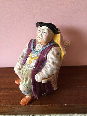 Melba Ware Henry The Eighth Toby Jug