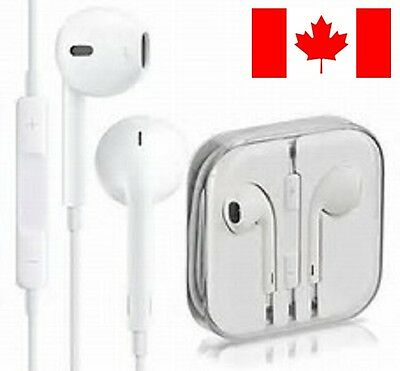 Earphones EarBuds for Apple iPhone 4, 5, 6, Headphones With Mic and volume
