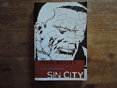 Sin City: Vol 1. The Hard Goodbye Graphic Novel
