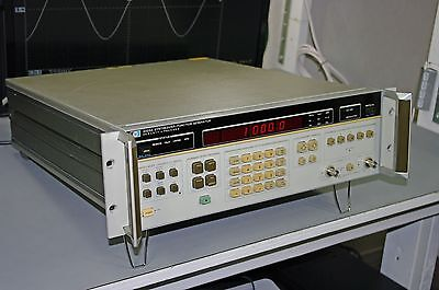 HP 3325A Synthesizer / Function Generator OPTIONS 001 and 002! (No Reserve)