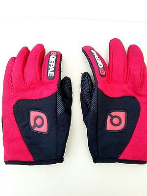 cycle gloves size large