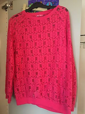 Girls Jumper Age 12/13 Years