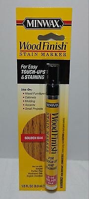 MINWAX Wood Finish STAIN MARKER Furniture Touch Up Pen Staining Golden Oak 210B