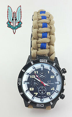 SAS Regiment Watch with Choice of Buckles Gift