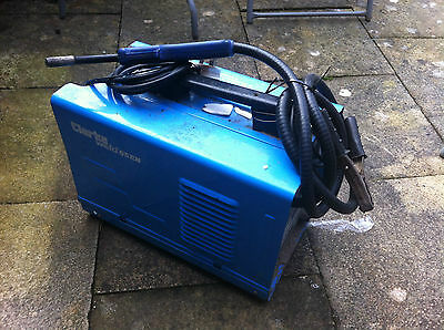 Clarke 85EN MIG welder Gasless No gas restoration, project metalwork 85 EN weld