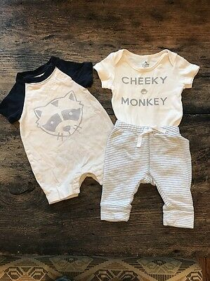 Baby Gap Outfits, 0-3 Months, Unisex, EUC