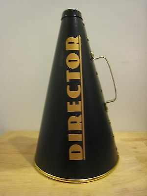 Hollywood Director's Megaphone