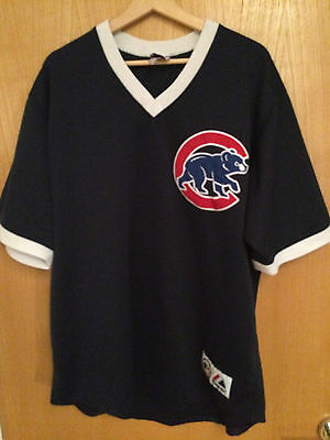 Majestic Chicago Cubs Sosa Original Sammy Sosa Baseball All star XL XXL