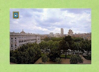 Cartolina / Postcard - SPAGNA , MADRID VIEW #D854