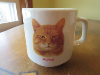 Morris The Cat Coffee Cup