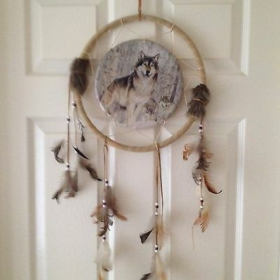Collectable Native American/canadian Dream Catcher