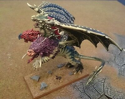 Warhammer Fantasy  Chimera Age of Sigmar Warriors of Chaos Well Painted