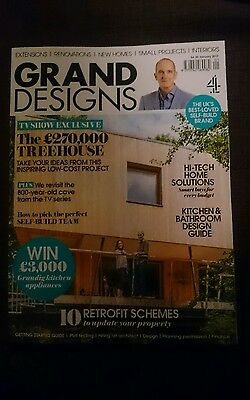 Grand Designs Magazine - January 2017 - New