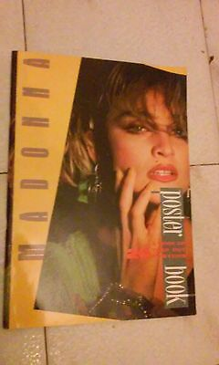 Madonna Poster Book  Anni 80 - 20 Poster