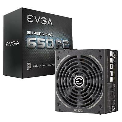 EVGA PSU 650W SuperNOVA Platinum