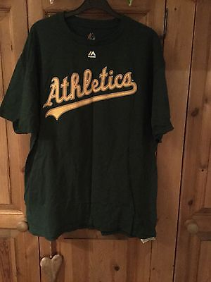 Oakland Athletics Shirt MLB Baseball Jersey