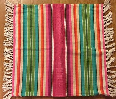 "NEW Pottery Barn Teen Junk Gypsy El Paso 26"" Euro Pillow Cover"