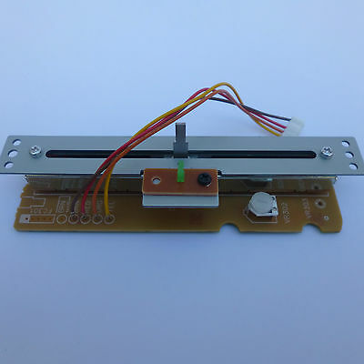 Technics Pitch Fader Complete Assembly With Pcb Sl-1200 Sl-1210 Mk2 Genuine