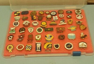 Speedway badge collection