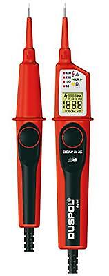 NEW Benning Duspol digital - Voltage and continuity tester, 050263