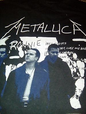 1999. Metallica Garage Inc. T-shirt