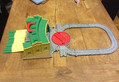 Tidmouth Sheds Play Set From Thomas The Tank Engine