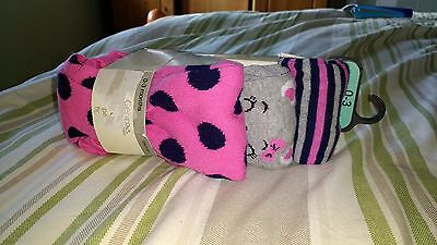 Girls brand pack of new tights 0-3 months