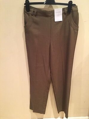 Classic M&S Size 12, Tapered Leg Trousers.  BNWT.
