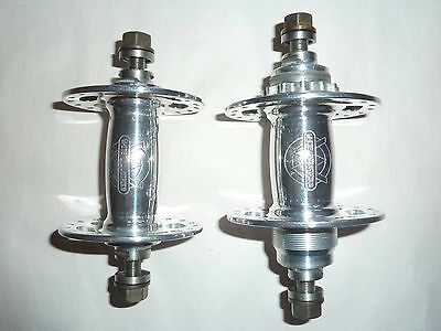 White Industries Track Hubs Pair